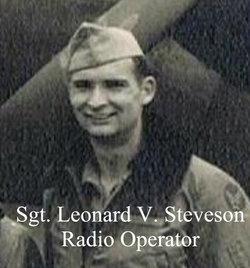 Sgt Leonard V Steveson