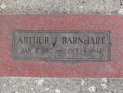 Arthur Joseph Barnhart