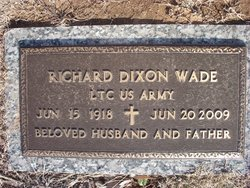 Richard Dixon Wade