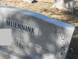 John Henry Muennink