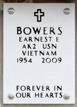 Earnest E Bowers