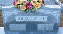 Alma <i>White</i> Bracewell