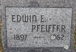 Edwin E. Pfeiffer
