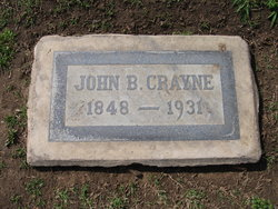 John Brady JB Crayne
