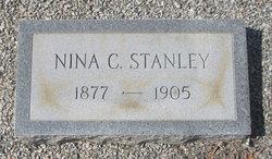 Evie Nina <i>Cawthon</i> Stanley