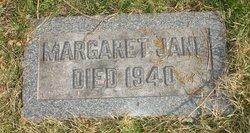 Margaret Jane Maggie <i>Maloney</i> Oliver