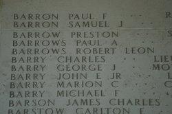 Lt John E Barry, Jr