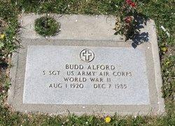 Garfield Arthur Budd Alford