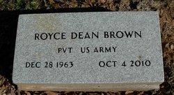 Royce D. Brown