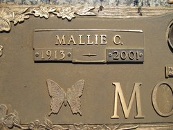 Mallie <i>Cantrell</i> Moore