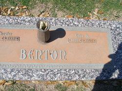 Eula Belle Benton
