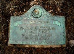 Pvt Victor Eugene McMinn