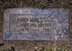 Mary Ann <i>May</i> Chase