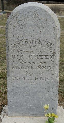Flavia A Green