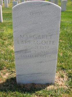 Margaret <i>Sanchez</i> Larragoite
