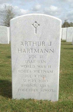 Arthur John Hartmann