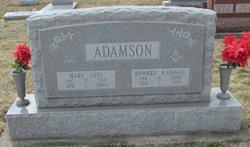 Mary <i>Love</i> Adamson