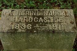 Catherine Louisa Kate <i>Naudain</i> Hardcastle