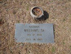 Nathan Thomas Williams, Sr
