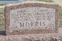 Lula Lorene <i>Rigsby</i> Morris
