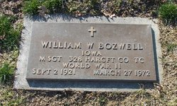 William Wayne Bozwell