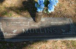 Mary Ann <i>Wallace</i> Mullins