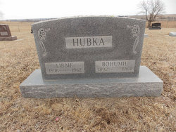 Bohumil Bohman Hubka