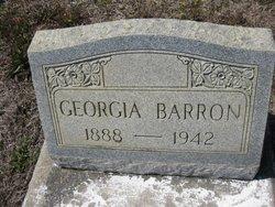 Georgia Barron