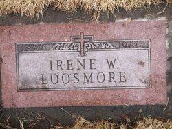 Irene W <i>Carabin</i> Loosemore
