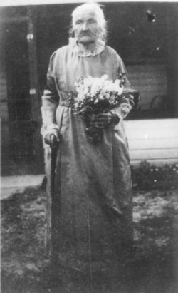 Anna <i>Olson</i> Bergstrom