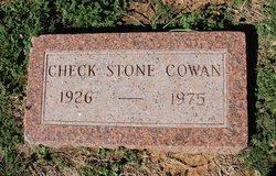Frelon Stone Check Cowan