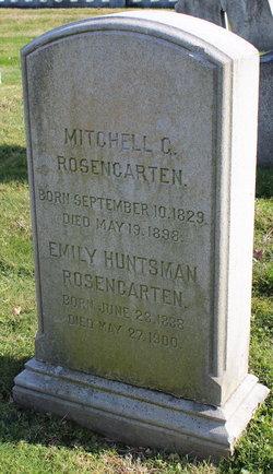 Emily <i>Huntsman</i> Rosengarten