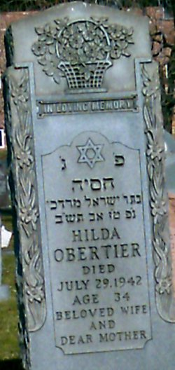 Hilda Obertier