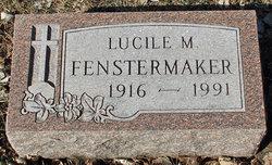 Lucile M Fenstermaker