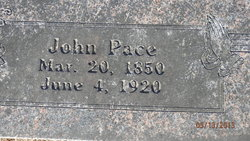 John Nathias Pace