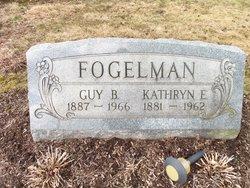 Kathryn Elizabeth <i>Confer</i> Fogelman