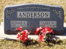 Donald E Anderson