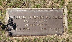 William Hudgin Rhodes