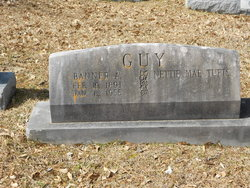 Nettie Mae <i>Tufts</i> Guy