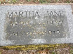 Martha Jane Mattie <i>London</i> Edmonston