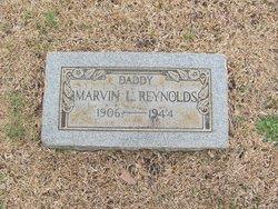 Marvin L Reynolds