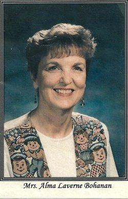 Alma Laverne <i>Hodges</i> Bohanan