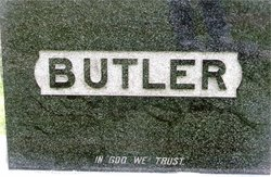 Lela Alma <i>Gilkey</i> Butler