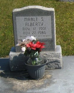 Mable S. Alberty