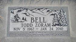 Todd Zoram Bell