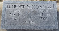Clarence Williams, Sr