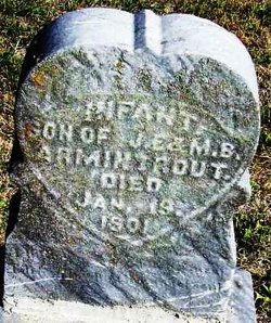 Infant Son Of J.E. & M.B. Armintrout