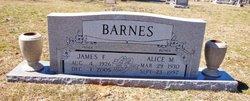 Alice Marie <i>Skiles</i> Barnes