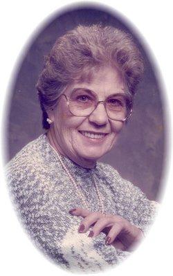 Merntha Jane Mert <i>Gochanour</i> Johnson