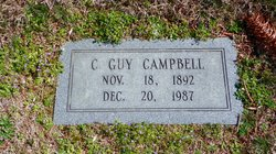 C Guy Campbell